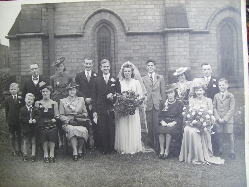 Derek hammond wedding