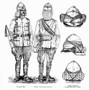 Uniform of the 21st Lancers at Omdurman, Omdurman,